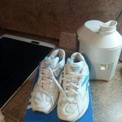 Sneakers reebok, 38p, portugal