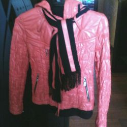 Jacket for the girl 140-146