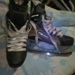 Ice hockey skates, size 36, 23 cm on the insole
