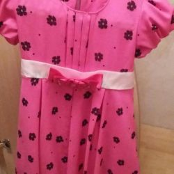 Elegant dress. Size ideally for 5-6 years