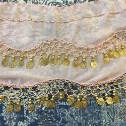Skirt for oriental dance