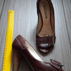 Туфли Grey Mer 36-37 размер коричневые
