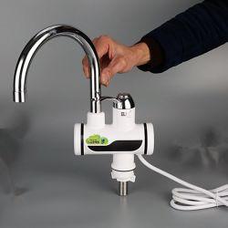 Ekranlı anlık musluk suyu ısıtıcısı