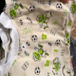 Yeni çocuk pijamaları