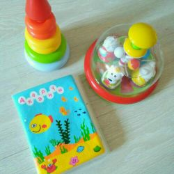 Developing toys and teethers