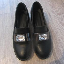 low shoes ideally
