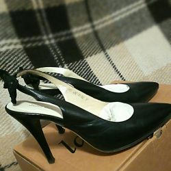 Shoes shoes. Leather 38-39