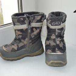 Demi-season. KOTOFEY'S boots 25