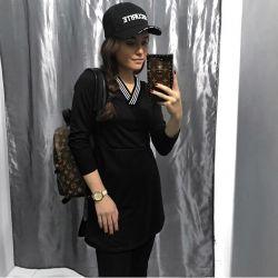 Μαύρο φόρεμα νέο