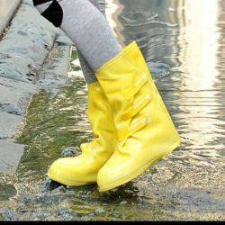 Rubber boots covers