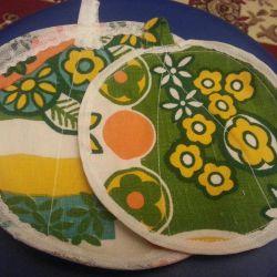 Handmade stitches (price for 1 tack)