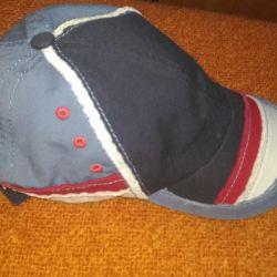 New baseball caps