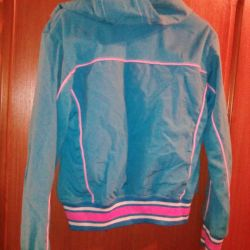 Jacket-windbreaker in ideal.sost