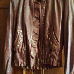Jacheta din piele nouă