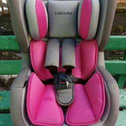 Car seat 0-18 kg Carolina Isofix rental