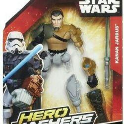 Μυστήρες Star Wars Ήρωες