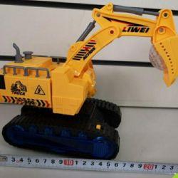 Новий робот. Зі світловим і звуковим ефектом