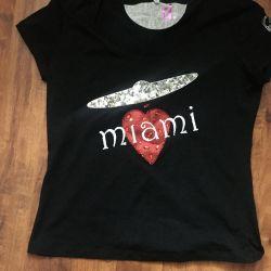 Tricou Miami, XL