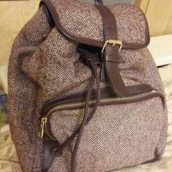 Рюкзак нат. шерсть