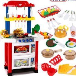 Детская кухня маленький повар