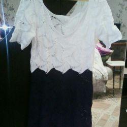 Rochie tricotată