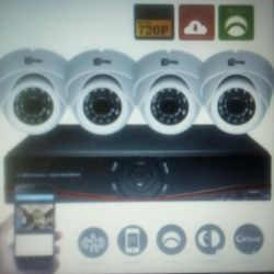 Indoor HD Surveillance Kit