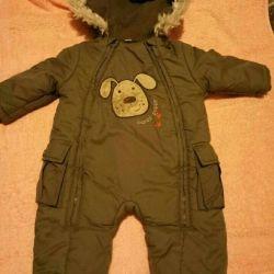 cozy overalls