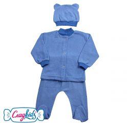 Children's suit for 6-9 months, cotton, Russia