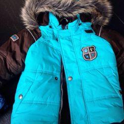 Winter jacket Kerry 86 size (Finland)