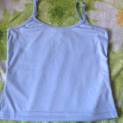 T-shirt with a new size L