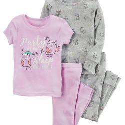 Pajamas lilac Carters. New