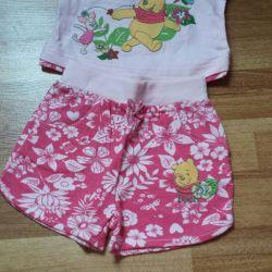 Παιδικά ενδύματα με επώνυμα ρούχα Disney