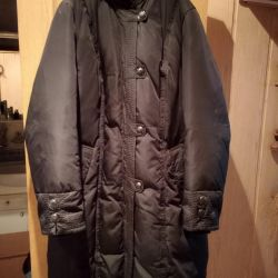Down jacket size 46-52