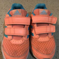 Sneakers for children Adidas 28-29
