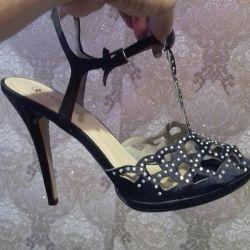 Sandals new 37-38, 39-40