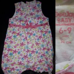 Summer things for a girl 6-12 months.