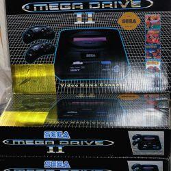 Игровая приставка Sega Сега новая