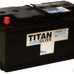 Acumulator Titan eurosilver 110 Ah op