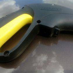 Arma pentru o chiuveta de Karher + o moară de noroi