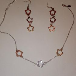 A set of new jewelry youth