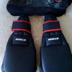 Gloves leather. ext.