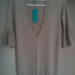 Νέα μπλούζα πουλόβερ