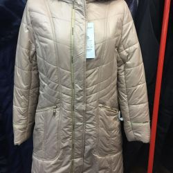 Пальто на синтепон