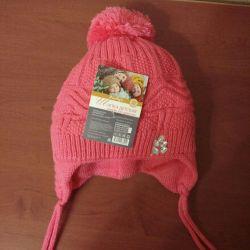 Kız için yeni şapka