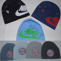 Yeni çocuk şapkaları