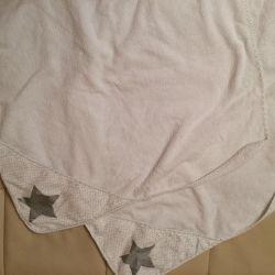 Πετσέτες για νεογέννητα 2 τεμ KIABI