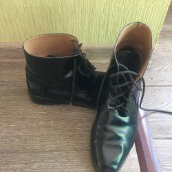 ZARA Bayan Ayakkabıları (Deri Lak)