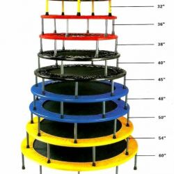 Trampoline for children 3 colors