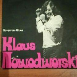 Vinyl record vinyl Klaus Nowodworski.