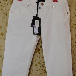 Tag breeches M markalı beyaz yeni